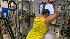 allenamento elastici